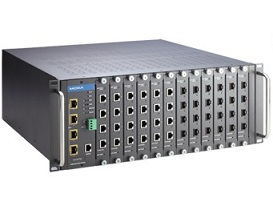 Layer 3 Managed Ethernet switches ICS-G7848/G7850/G785