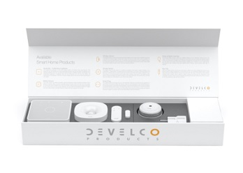 Develco Product's home gateway increasing the potential and functionality of smart home system